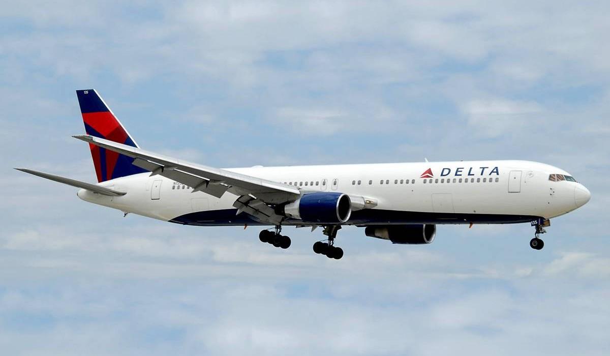Classe Executiva Delta One Nova York – São Paulo Boeing 767