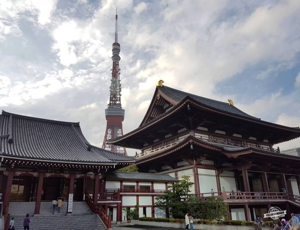 Tokyo Tower: Conheça a Torre de Tóquio!