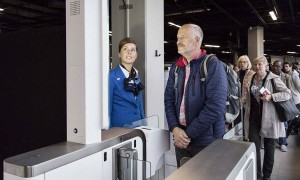 KLM testa reconhecimento facial no aeroporto de Amsterdã