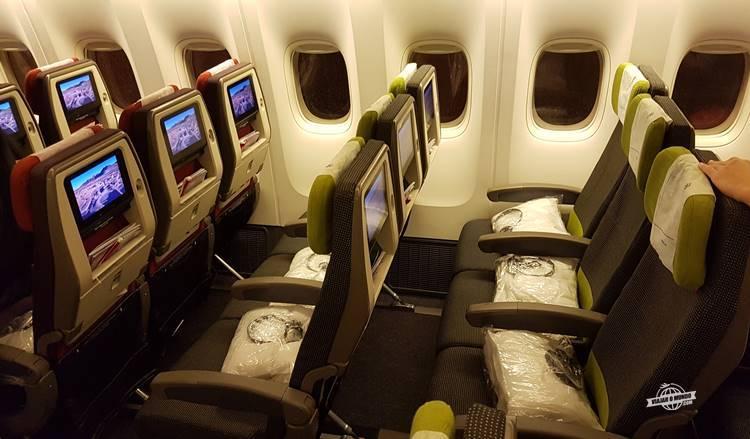 Como 233 Voar Na Classe Econ 244 Mica Do Boeing 777 Da Latam