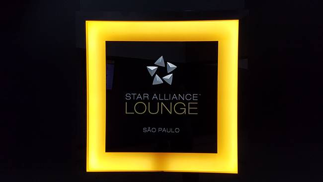 Sala VIP Star Alliance do Aeroporto de Guarulhos