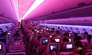 Como é voar na Classe Econômica do A350 da LATAM (Madri – São Paulo)