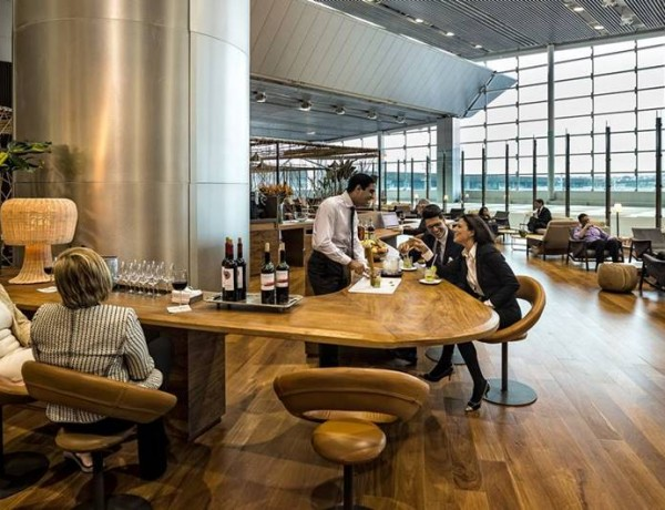 Sala VIP Star Alliance do Aeroporto de Guarulhos