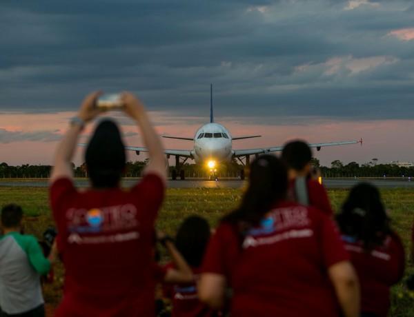 Spotter Day comemora 60 anos do Aeroporto de Brasília