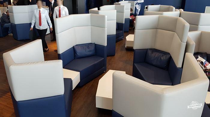 Assentos - Cercle OL: experiência VIP do Olympique Lyonnais