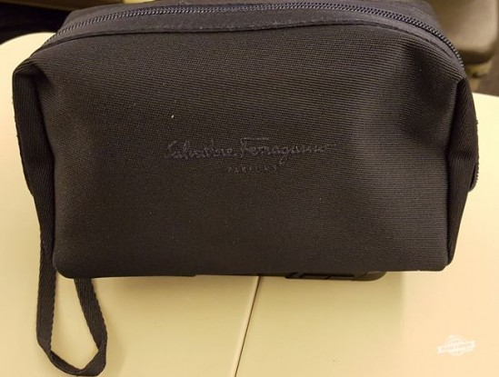 Amenity Kit Salvatore Ferragamo