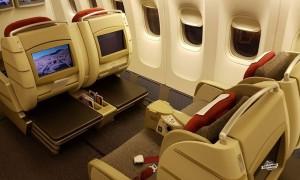 Como é voar na Classe Executiva do Boeing 777 da LATAM (Paris – São Paulo)
