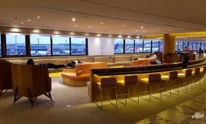 GOL Premium Lounge Doméstico do Aeroporto de Guarulhos