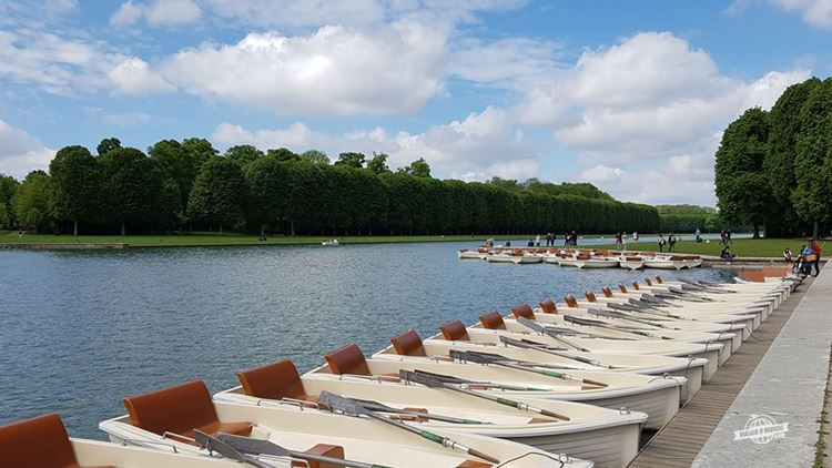 Grand Canal - Jardins e Palácio de Versailles