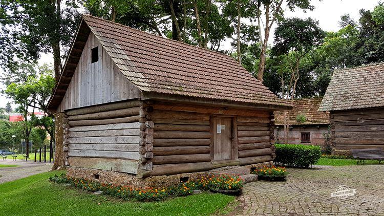 Casa típica - Bosque do Papa