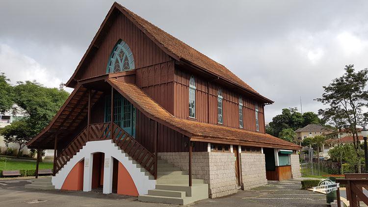 Bosque Alemão - Oratório Bach - O que fazerem Curitiba - Viajaromundo