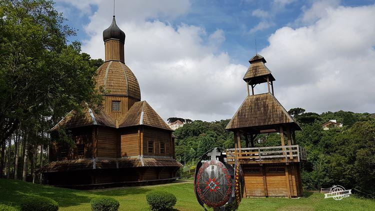 Memorial Ucraniano - as 5 atrações imperdíveis de Curitiba - Viajaromundo