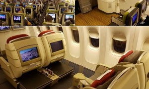 Conheça todas as classes do Boeing 777 da Latam