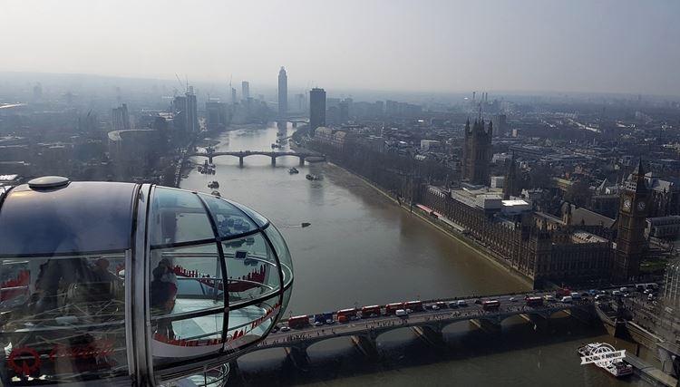 London Eye - Atrações imperdíveis em Londres
