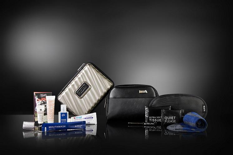 Fonte: News.delta.com - Delta oferece personalização de Amenity Kit
