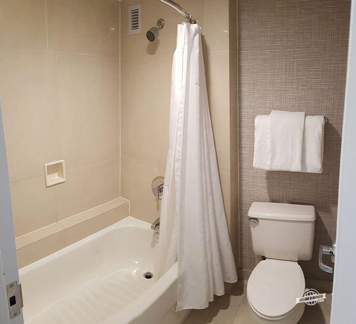 Banheiro - Hyatt Regency Fairfax
