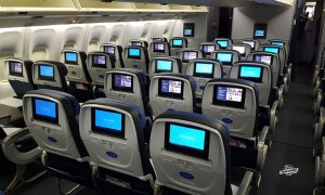 Como é voar na Classe Econômica da United (IAD – GRU)