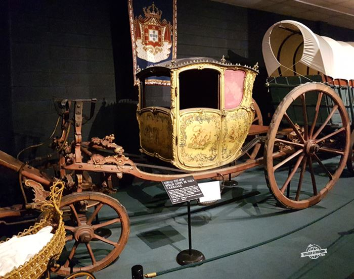 (CIRCA) 1727-1729 Berlin coupe de gala carriage