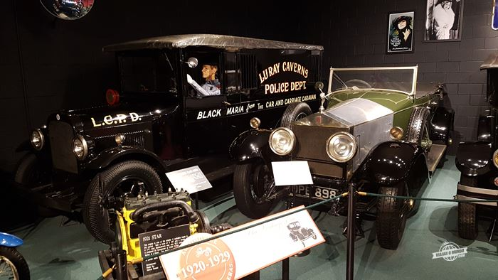 Luray Caverns Police Department