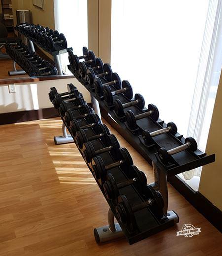 Fitness Center - Hyatt Place Herndon/Dulles Airport-East