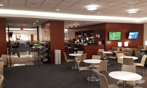 United Club – Sala VIP da United em Dulles (Washington – DC)