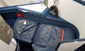 Como é voar na Classe Executiva Delta One do A330 (GRU – ATL)