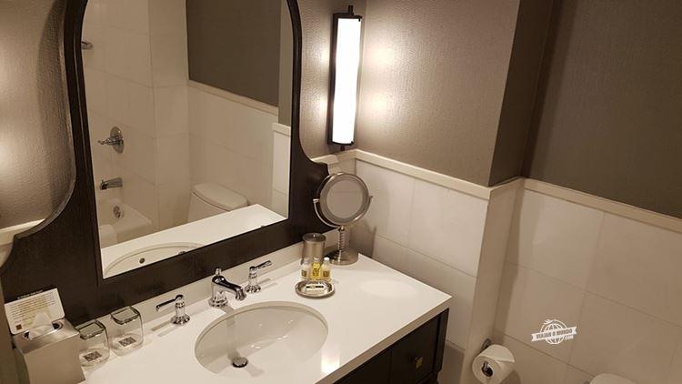 Banheiro - Hotel Valencia Riverwalk