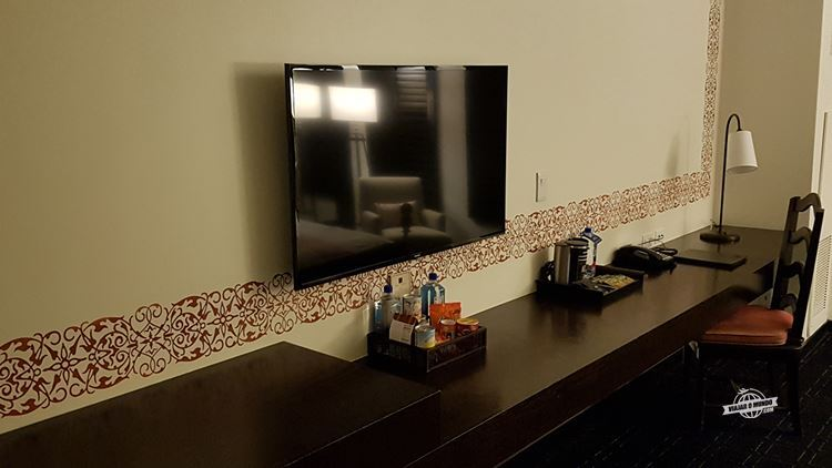 Bancada e TV