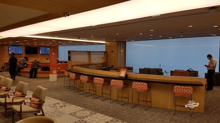 Gol Premium Lounge Doméstico do Aeroporto do Galeão