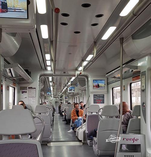 Trem Rodalies R2N