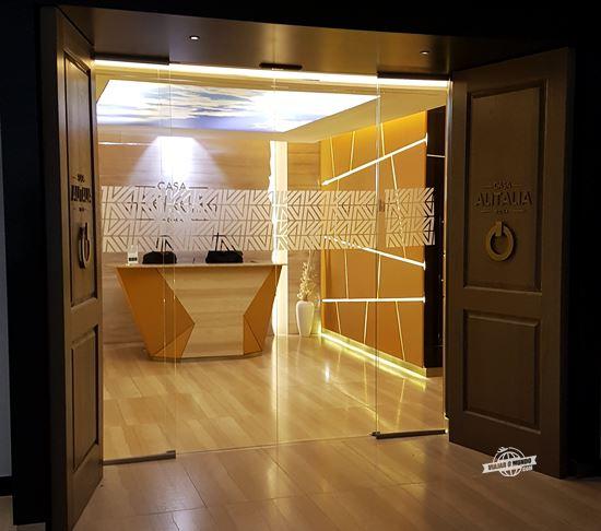 Casa Alitalia - E40 - Aeroporto Fiumicino, Roma