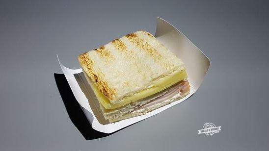 Mini sanduíche