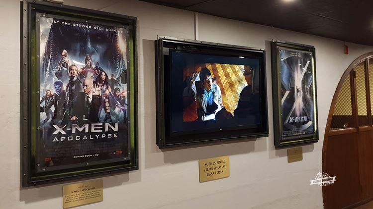 Um dos vários filmes produzidos na Casa Loma