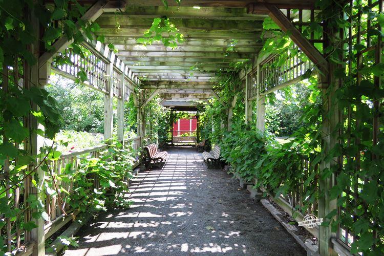 Jardim Botânico de Montreal. Blog Viajar o Mundo
