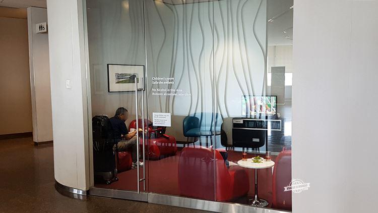 Ambiente para crianças - Maple Leaf Lounge