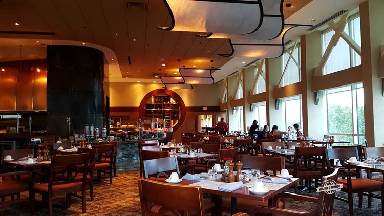 Prime Meridian Restaurant. Blog Viajar o Mundo. Viajaromundo.com