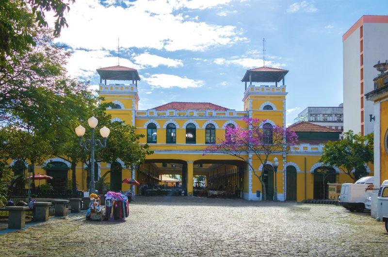 Mercado Municipal - Turismo em Florianópolis - Publieditorial