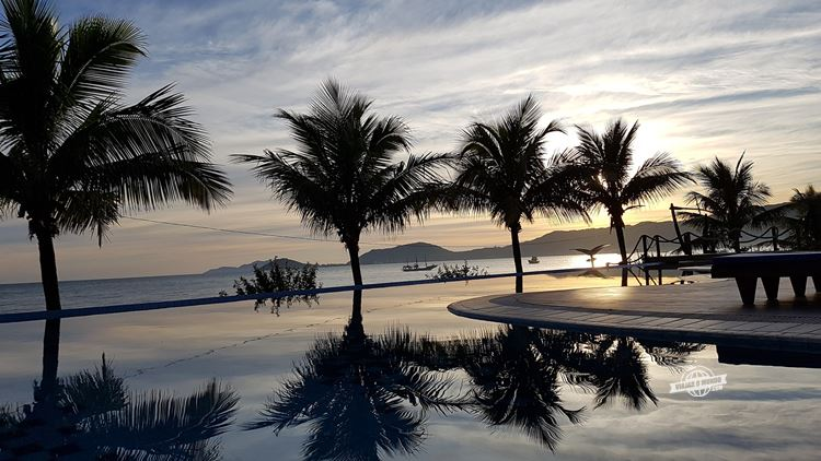 Amanhecer no litoral de Santa Catarina - Os quatro principais riscos de investir em milhas da TAP. Blog Viajar o Mundo.