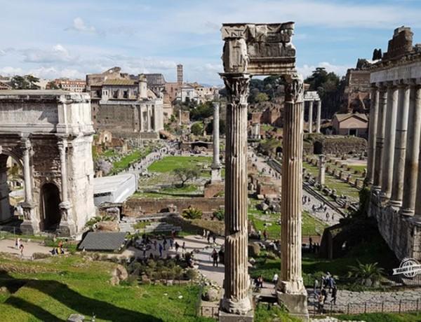 Três dicas imperdíveis de Roma