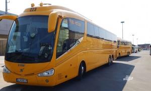 Regiojet: viajando de ônibus entre Viena e Bratislava