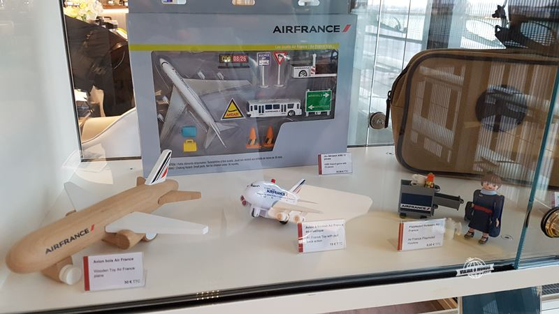 Shopping Air France - Sala VIP Air France Terminal 2E Hall L. Blog Viajar o Mundo.