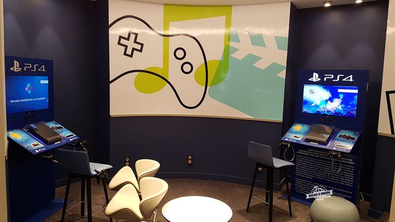 Espaço Kids - Sala VIP Air France Terminal 2E Hall L. Blog Viajar o Mundo.