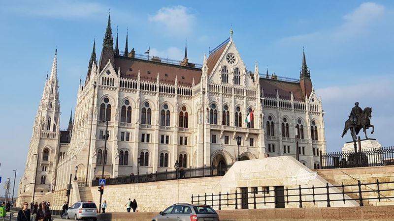 Parlamento Húngaro. O que fazer em Budapeste. Blog Viajar o Mundo.