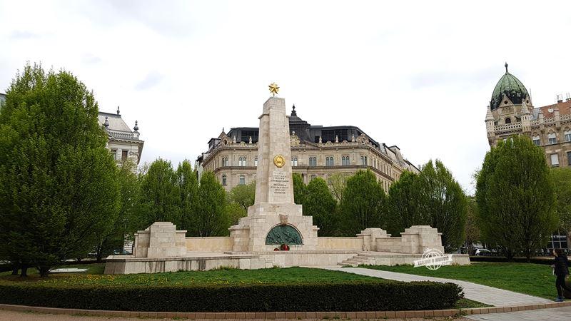 Memorial da Guerra Soviética. O que fazer em Budapeste. Blog Viajar o Mundo