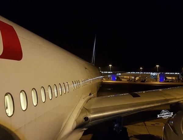 Executiva da Air France: da expectativa à desilusão