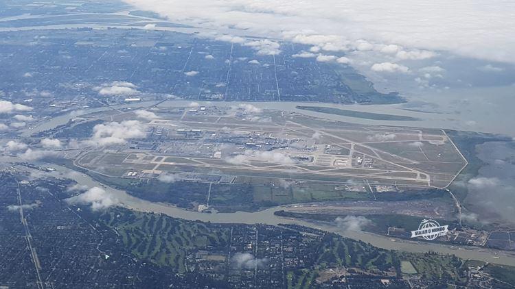 Aeroporto de Vancouver. Blog Viajar o Mundo.