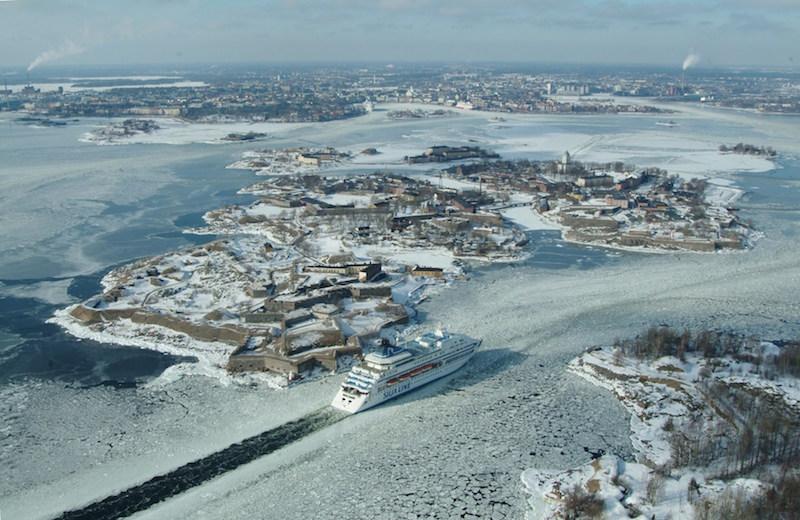 Finlandia en Invierno