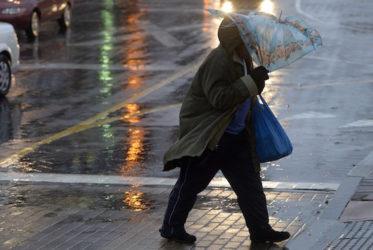 Lluvia Londres