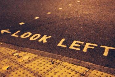 London traffic signals