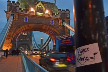 Merchandising londres tower bridge
